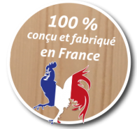 Picto coq made in France