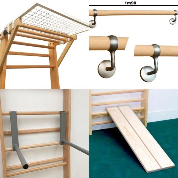 accessoires espalier bois